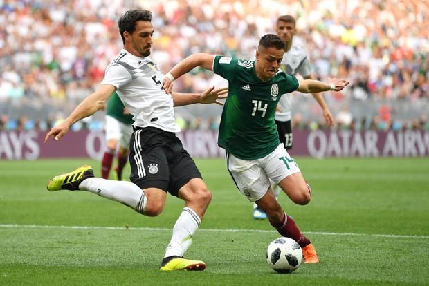 Tuyển Đức lục đục nội bộ sau trận thua sốc Mexico - Ảnh 1.