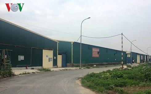 Sử dụng sai mục đích hàng nghìn m2 đất tại khu đô thị mới Cầu Bươu - Ảnh 3.