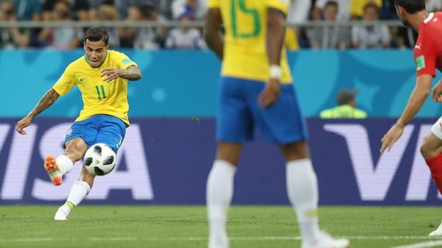 Neymar nhạt nhòa, Brazil bị Thụy Sĩ cầm chân đầy tiếc nuối - Ảnh 5.