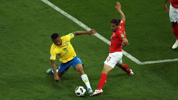 Neymar nhạt nhòa, Brazil bị Thụy Sĩ cầm chân đầy tiếc nuối - Ảnh 6.