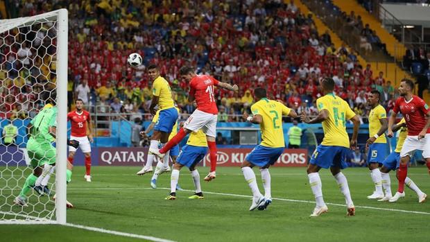 Neymar nhạt nhòa, Brazil bị Thụy Sĩ cầm chân đầy tiếc nuối - Ảnh 8.