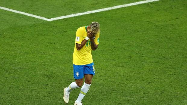Neymar nhạt nhòa, Brazil bị Thụy Sĩ cầm chân đầy tiếc nuối - Ảnh 10.