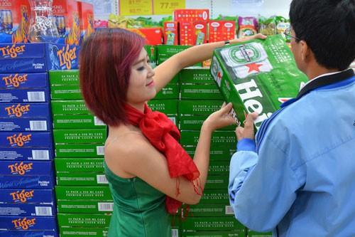 Thị trường bia Việt: Cạnh tranh khốc liệt - Ảnh 1.