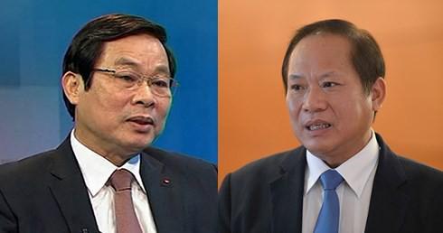 Vụ AVG: Ông Nguyễn Bắc Son, Trương Minh Tuấn vi phạm kỷ luật rất nghiêm trọng - Ảnh 1.