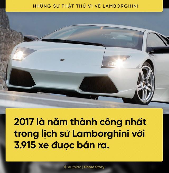 [Photo Story] 10 điểm thú vị ai cũng cần biết về Lamborghini - Ảnh 8.
