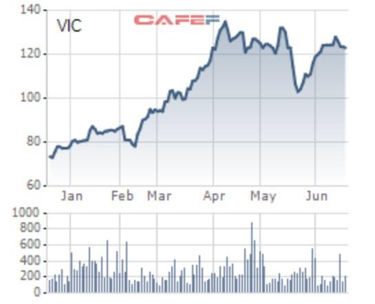 Vingroup chuẩn bị phát hành cổ phiếu để trả cổ tức tỷ lệ 21% - Ảnh 1.