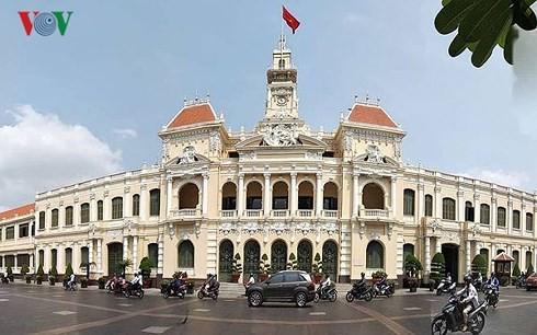 TPHCM phấn đấu là Trung tâm thương mại của Đông Nam Á - Ảnh 1.