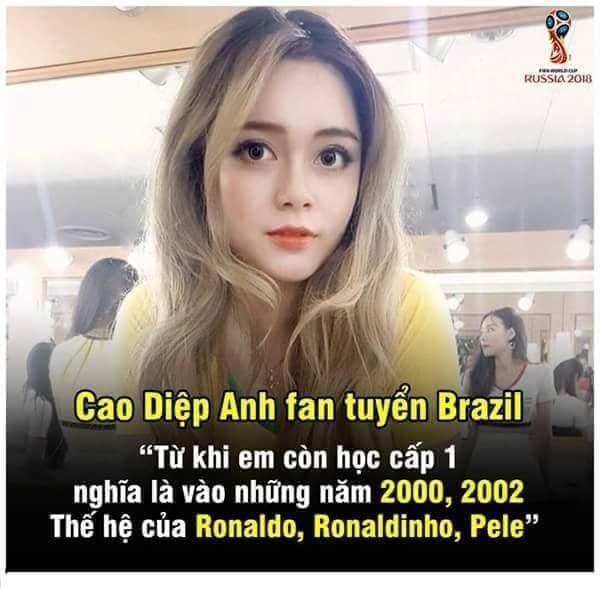 VTV dừng đưa hot girl bình luận World Cup 2018 - Ảnh 1.