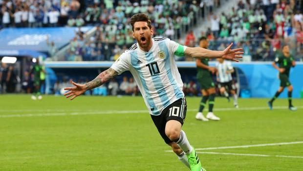 Argentina vượt qua cửa tử, Messi vẫn tung hoành ở World Cup 2018 - Ảnh 2.
