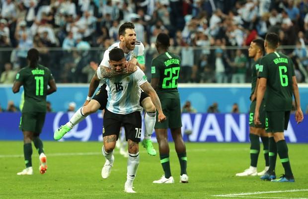 50 sắc thái của Lionel Messi trong trận thắng kịch tính Nigeria - Ảnh 12.