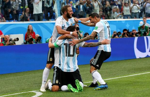 50 sắc thái của Lionel Messi trong trận thắng kịch tính Nigeria - Ảnh 3.