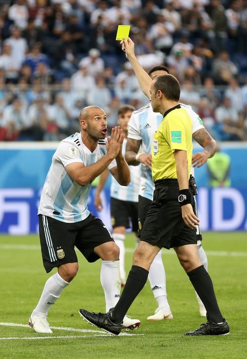 50 sắc thái của Lionel Messi trong trận thắng kịch tính Nigeria - Ảnh 4.