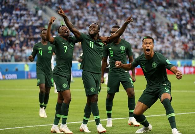 50 sắc thái của Lionel Messi trong trận thắng kịch tính Nigeria - Ảnh 5.