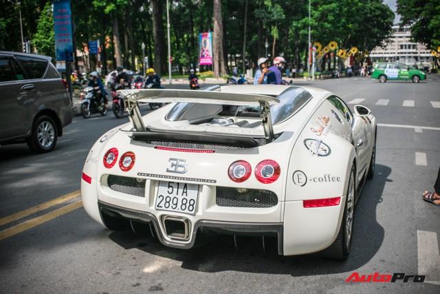 Chỉ riêng chiếc Bugatti Veyron đã ngốn hết ngần này tiền xăng của ông chủ cafe Trung Nguyên - Ảnh 5.