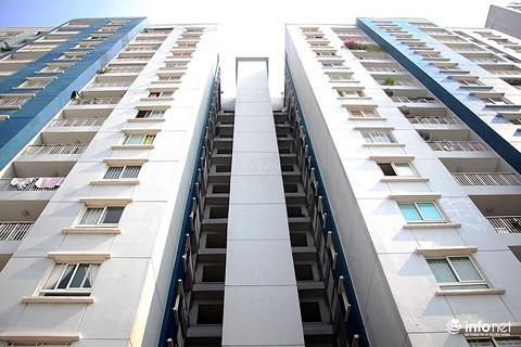 """Chung cư Carina Plaza được """"đặc 1 sốh"""" cấp phép sửa chữa sớm - Ảnh 1."""
