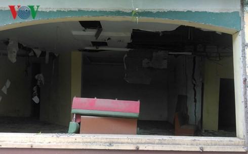 Nhà chung cư tái an cư ở Hà Nội đang bị bỏ rơi? - Ảnh 3.