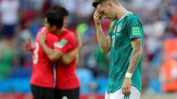 Vòng bảng World Cup 2018: Mới lạ, bất ngờ và nhiều lần bóp nghẹt tim người hâm mộ - Ảnh 1.