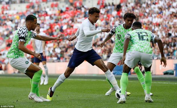 Sư tử Anh làm nóng trước thềm World Cup 2018 bằng chiến thắng nhẹ nhàng - Ảnh 4.