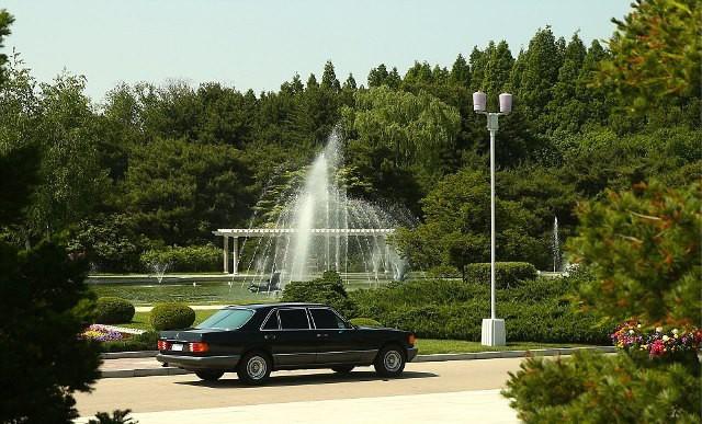 Hình ảnh chưa từng công bố về dinh thự của nhà lãnh đạo Triều Tiên Kim Jong-un - Ảnh 3.