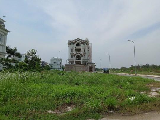 Vừa thông cầu, giá nhà đất đảo Kim Cương đã tăng mạnh - Ảnh 5.
