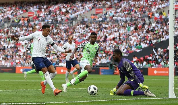 Sư tử Anh làm nóng trước thềm World Cup 2018 bằng chiến thắng nhẹ nhàng - Ảnh 8.