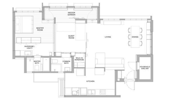 Học cách thiết kế không gian siêu tiện nghi cho gia đình có con nhỏ - Ảnh 10.