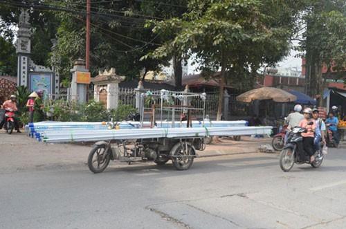 Hà Nội quyết trị xe tự chế - Ảnh 1.