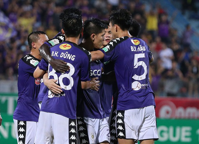 Bầu Hiển thưởng Hà Nội mỗi bàn thắng 20 triệu, sạch lưới 30 triệu - Ảnh 1.