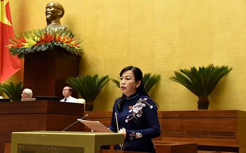 Bộ trưởng Nguyễn Văn Thể trả lời chất vấn - Ảnh 4.