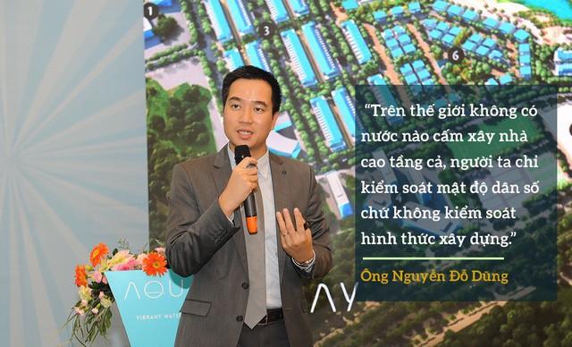 Nhà cao tầng - giải pháp tất yếu của không gian đô thị hiện đại - Ảnh 2.