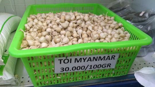Tỏi cô đơn Việt giá cao gấp 10 lần hàng Trung Quốc, Myanmar - Ảnh 4.