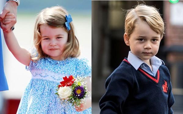 Vì sao Hoàng tử nhỏ và Công chúa Charlotte không được phép ăn cùng cha mẹ trong bữa ăn hoàng gia? - Ảnh 1.