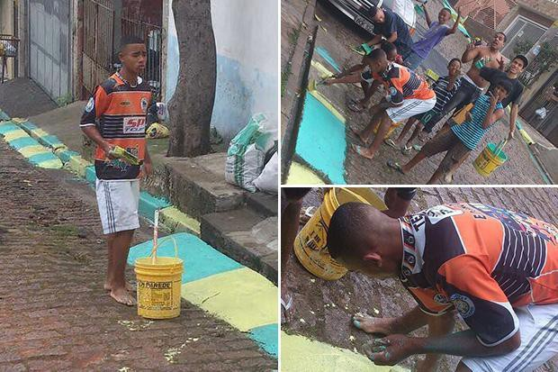 """Gabriel Jesus: """"Cậu bé khu ổ chuột"""" sẽ dẫn đường cho Brazil ở World Cup 2018 - Ảnh 2."""
