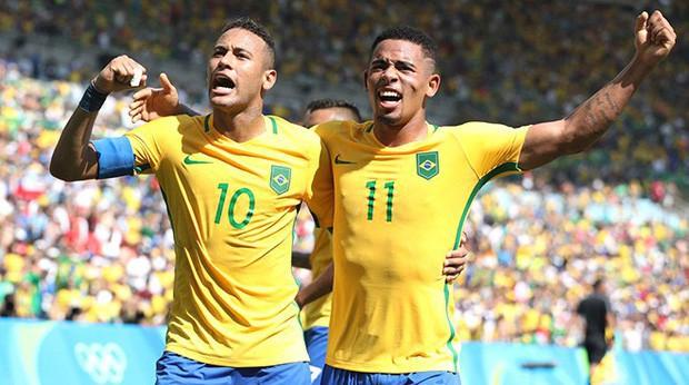 """Gabriel Jesus: """"Cậu bé khu ổ chuột"""" sẽ dẫn đường cho Brazil ở World Cup 2018 - Ảnh 4."""