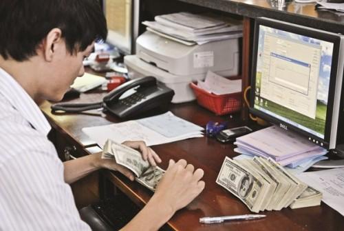 Chính sách tỷ giá đang hỗ trợ tăng trưởng kinh tế - Ảnh 1.