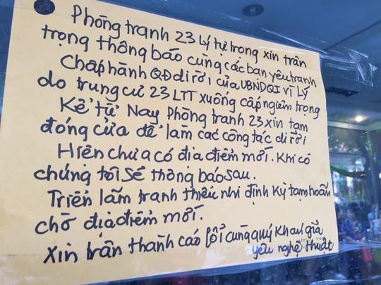 Đang cưỡng chế chung cư 60 tuổi ở trung tâm Sài Gòn - Ảnh 4.