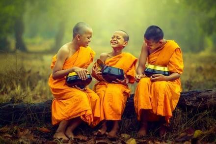 7 chân lí của hạnh phúc từ những lời Phật dạy: Ai cũng biết nhưng đều bỏ qua - Ảnh 1.