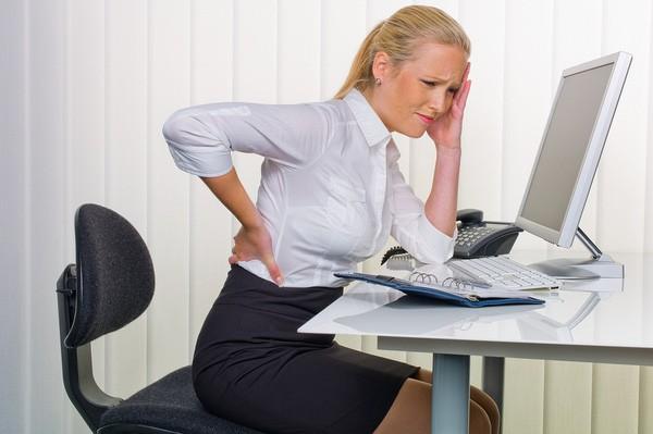 5 nguyên nhân khiến lưng đau, nhức mỏi nhiều người mắc phải nhưng không nhận ra - Ảnh 1.