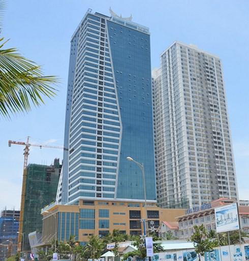 Bộ Xây dựng kiểm tra xây dựng trái phép tại Dự án Mường Thanh Sơn Trà - Ảnh 1.