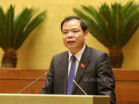 """ĐBQH nói thẳng với Bộ trưởng Nông nghiệp về """"phân bón giả"""" Thuận Phong - Ảnh 3."""
