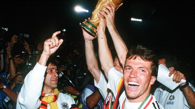 Lịch sử World Cup 1990: Ca khúc huyền thoại Mùa hè Italia và chất thép của người Đức - Ảnh 5.