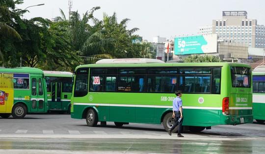 TP HCM bắt đầu có thêm 18 tuyến xe buýt điểm hoạt động - Ảnh 1.