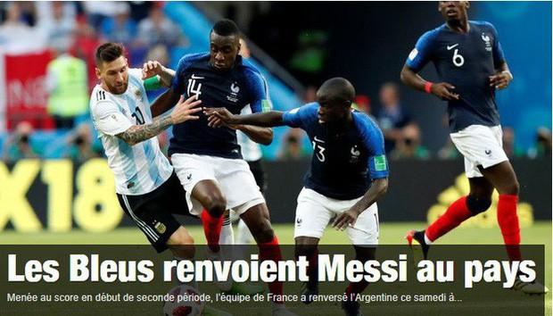 Báo Pháp ngỡ ngàng, truyền thông Argentina chết lặng sau kịch bản điên rồ ở nước Nga - Ảnh 3.