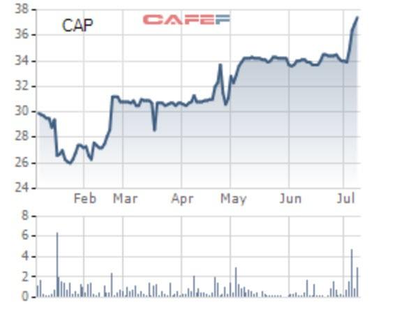 Nông sản thực phẩm Yên Bái (CAP) báo lãi 6 tháng 25,7 tỷ đồng, vượt 35 % kế hoạch năm - Ảnh 2.