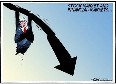 Cổ phiếu vốn hóa lớn nào giảm mạnh nhất trong cơn bão vừa qua - Ảnh 1.