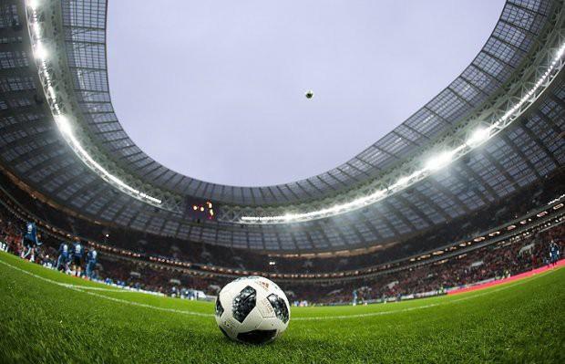 Điều đặc biệt chưa từng có tại sân vận động diễn ra trận chung kết World Cup 2018 - Ảnh 1.
