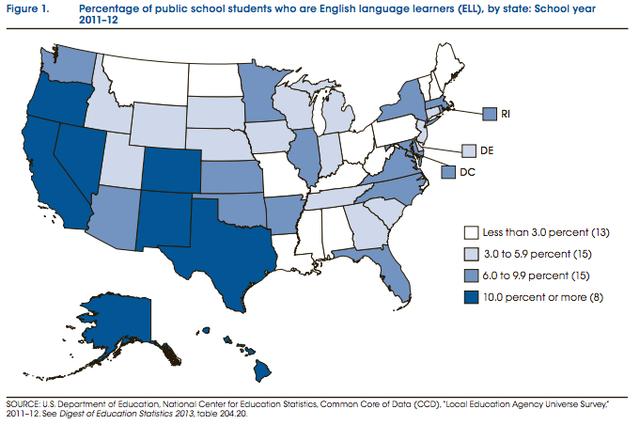 Có tới 96% dân số thành thạo tiếng Anh tại sao đây vẫn không phải ngôn ngữ chính thức của Mỹ? - Ảnh 4.