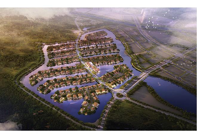 210-15314487125261957641424 Khám phá không gian sống giá triệu đô mang tên ECO PARK GRAND - THE ISLAND