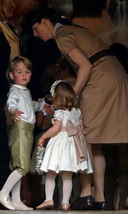 Không phải Công nương Kate, đây mới là người phụ nữ quyền lực đối với Hoàng tử bé và Công chúa Charlotte - Ảnh 4.