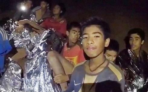 Câu chuyện giải cứu đội bóng nhí Thái Lan khỏi hang Tham Luang đầy kỳ tích sắp được chuyển thành một